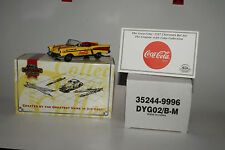 MATCHBOX COLLECTIBLES DYG02/B-M 1957 CHEVY BEL AIR, COCA COLA DELIVERY, NIB