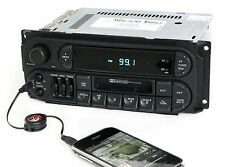 Dodge 2000 2001 2002 Neon Radio AM FM CS CD Control aux mp3 input RBB - Twin 7