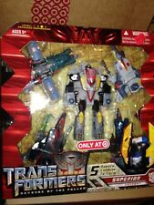 Transformers Superion ROTF Target Exclusive New Revenge Of The Fallen