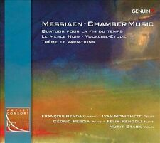 Chamber Music, Messiaen, O., New