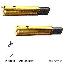 Kohlebürsten Motorkohlen Staubsauger ZELMER 308.2, 309.1 - 6,2x11x34mm (2212)