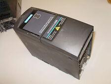 SIEMENS MICROMASTER 440 6SE6440-2AB13-7A Frequenzumrichter Inverter Stromwandler