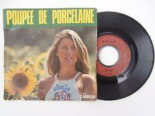 Vinyle 45 tr Sheila – Poupée de porcelaine / L'Olympia