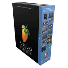 Image Line FL Studio 12 Signature Bundle Music Software Electronic Delivery