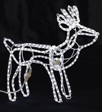 "24"" LED Reindeer Lighted Christmas Outdoor Decor Yard Art"