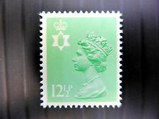 GB NORTHERN IRELAND Machin 12½p Perf 15x14½ SGN136a U/M NEW SALE PRICE FP2401