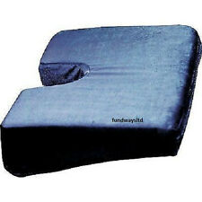 NEW Wagan IN9788 Ortho Wedge Auto Car Seat Cushion Orthopedic Back Spine Relief