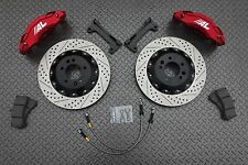 //AL Toyota Supra JZ80 Front 6 Pot Big Brake Upgrade Kit 356mm Brakes