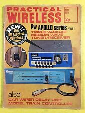 PRACTICAL WIRELESS Magazine - May 1975 - Pw Apollow - Triple Varicap MW Tuner