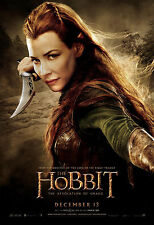 """The Hobbit An Unexpected Journey 8.5"""" x 11""""  Movie Poster  -   T16"""