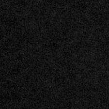 """AUTOMOTIVE CUT PILE CARPET BLACK AUTO BTY 48"""" Wide BTY VERY BLACK GLOSSY"""