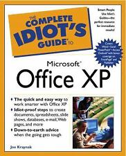 The Complete Idiot's Guide: The Complete Idiot's Guide to Microsoft Office XP by