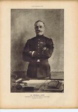 Guerre 1914 1918 Le Général Foch