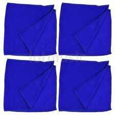 4pcs Cleaning Towel by Fabric Quick Dry Cloth for Car Dust Rags