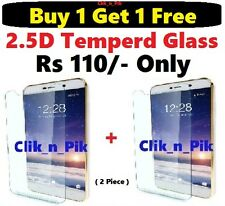 ~ Buy 1 Get 1 Free ~ 2.5D Temperd Glass Screen Protector For Intex Cloud Scan FP