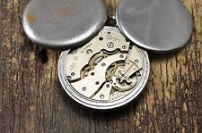 ZIM Watch 1940s - Vintage Mechanical Watch - ZIM pocket watch  (Very Rare)