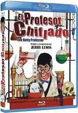 THE NUTTY PROFESSOR **Blu Ray B** Jerry Lewis