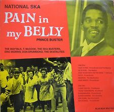 SKA LP / PRINCE BUSTER / PAIN IN MY BELLY / PRINCE BUSTER