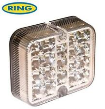RING 12V White LED Reversing Light Unit For Cars/Vans/Trucks RCT496