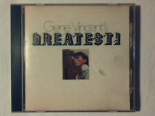GENE VINCENT 'S greatest! cd USA CHUCK BERRY MINT -