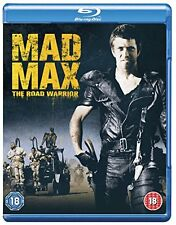 NEW - Mad Max 2: The Road Warrior [Blu-ray] [Region Free] 7321900142601
