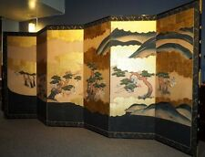 Japanese Six Panel (Byobu) Folding Screen SALE 20% OFF