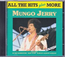 Mangouste Jerry-All the Hits plus more * CD * NEUF + dans son emballage d'!
