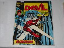 DEVIL  GIGANTE Corno numero  16 originale  !!!