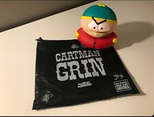 Ron English x JPS South Park Cartman Grin Vinyl Figure Signed By Ron English