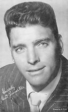BURT LANCASTER FILM ACTOR ARCADE CARD NON-P/C