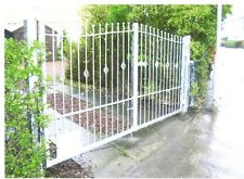 BRAND NEW WROUGHT IRON DRIVEWAY GATES  03 CAN BE MADE TO ANY SIZE