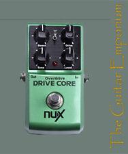 Nux: Nueva Efx Disco Core Digital Overdrive Y Amplificador De Señal