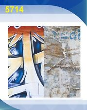 Lastolite 5714 Urban Collapsible Background 1.5 X 2.1M Distressed Paper/Graffiti