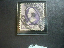 USA Used, 1890-93 Issue, Per 12 3 cent Jackson