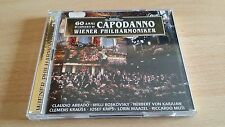 THE BEST OF 60 YEARS NEW YEAR'S CONCERT - 2 CD COME NUOVO (MINT)
