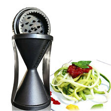 2016 Veggie Spiralizer Zucchini Noodle Vegetable Zoodle Cutter Vegetti Julienne