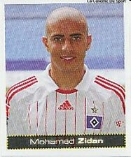 N°249 MOHAMED ZIDAN # EGYPT HAMBURGER.SV STICKER PANINI BUNDESLIGA FUSSBALL 2008