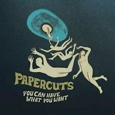 You Can Have What You Want - Papercuts (CD, Apr-2009, Gnomonsong) GONG12
