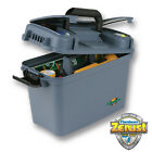 GREY MARINE STORAGE DRY BOX case boat tackle fishing hunting ZERUST