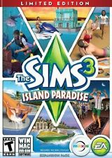 Sims 3 Island Paradise (2013) - New - Hybrid Pc/Mac