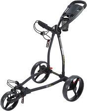 Big Max Blade +  - 3-Rad-Golftrolley - neuestes Modell  Farbe: schwarz