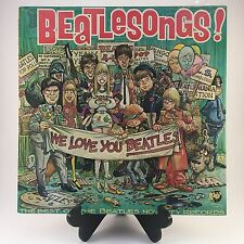 Beatlesongs - The Best Of The Beatles Novelty Records: Vinyl, Free Ship, RNLp803