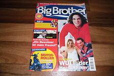 BIG BROTHER # 1 / 2001 -- mit Sladdi Zlatko Shakesbier-Wulf Heartbreaker-Poster