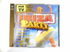IBIZA PARTY (2 CD SET !)  - TOTAL DANCE HOUSE DISCO ! || CD NEUF ! PORT 0€
