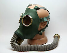 Russian military soviet Green gas mask GP-4 with hose size! 1 - 2 - 3 Original