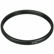 82mm to 77mm Male-Female Stepping Step Down Filter Ring Adapter 82-77 82mm-77mm