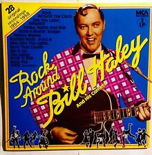 BILL HALEY AND HIS COMETS - Rock Around - Doppio Lp Vinile - Made In Germany