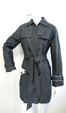 SOS Jensen Womens Raincoat Jacket Trench coat style size M