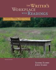 The Writer's Workplace with Readings: Building College Writing Skills, 8th - NEW