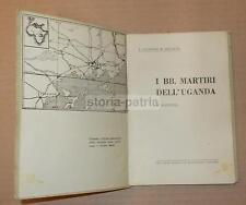 AFRICA_MISSIONI_UGANDA_BEATI MARTIRI_LUANGA_KIZITO_STREGONI_ARTISTA TOMASI_1945